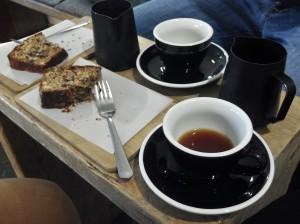 Coffee and Kuchen